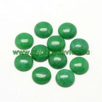 Zöld Jade Kaboson 8mm
