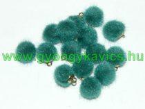 Zöld Pom Pom 12mm