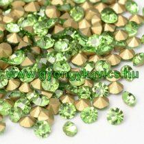 Zöld (27) Strassz Csomag 2,8mm (~400-500db)