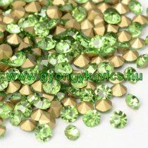 Zöld (28) Strassz Csomag 1,5mm (~400-500db)